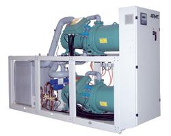HWS PAC aermec eau