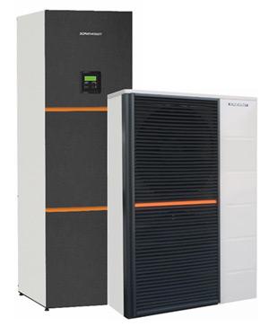 pompes à chaleur à modulation intégrale HP9SM