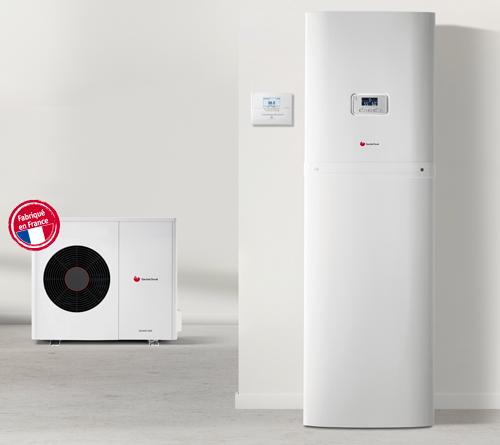 Pompe à chaleur double service GeniaSet split