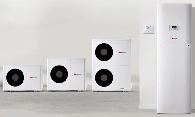 Pompes à chaleur double service