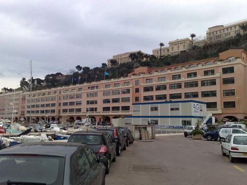 Quai Antoine 1er à Monaco