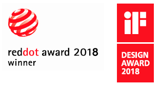 IF Design Award Reddot Award 2018