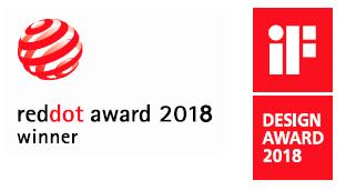 IF Design Award Reddot Award 2018