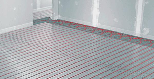 plancher rafraichissant climatisation
