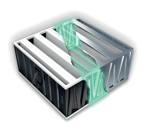 Camfil filtre Absolute V HEPA
