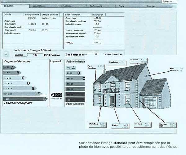 logiciel DPE