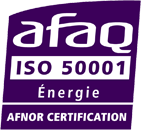 certification AFAQ ISO  50001