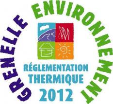 Logo réglementation 2012