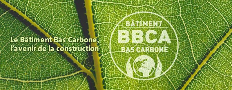 Batiment bas carbone