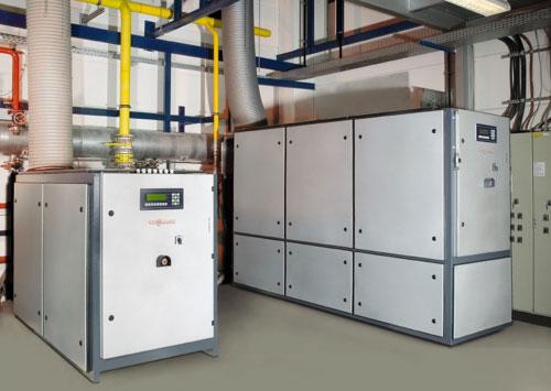 Installation de cogénération gaz