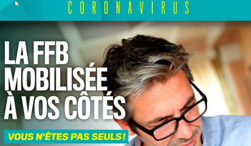 FFB et coronavirus
