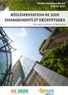 Réglementation RE 2020,  changements et décryptages