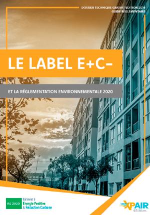 ebook Le label E+C- et la Réglementation Environnementale