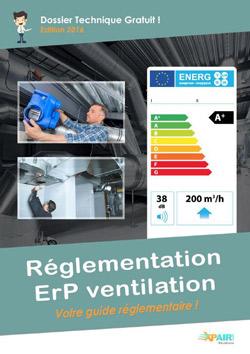 Guide ERP Ventilation