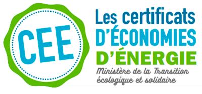 logo Certificat d'économie d'énergie
