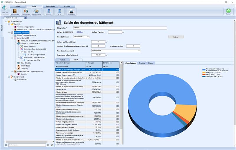 re2020 logiciels calculs