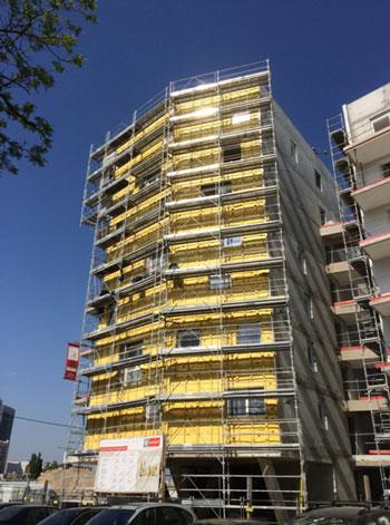 Rénovation de plus de 1 000 m²