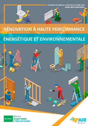 ebook Rénovation à haute performance énergétique  et environnementale