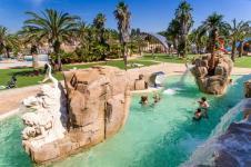 Chauffage et traitement de l'eau du parc aquatique La Sirène