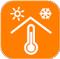 Mesure de l'énergie chaud et froid
