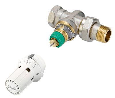 Robinet thermostatique avec quilibrage automatique for Poser un robinet auto perceur
