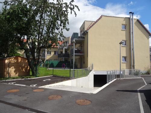 Logements Wiwersheim