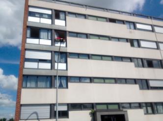 Logements sociaux à Amiens
