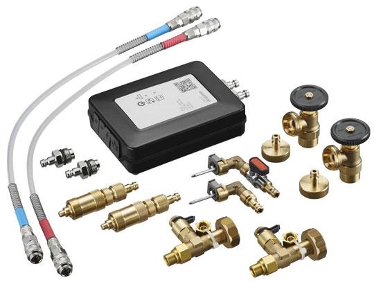 capteur OV-DMC3 équilibrage hydraulique