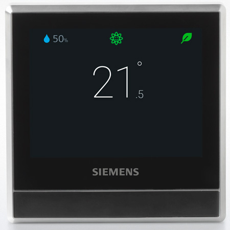 Smart Thermostat Siemens