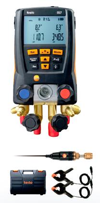 Manomètre électronique fiable