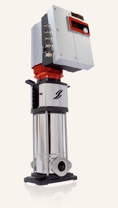 NEXIS ADVENS - Pompe multicellulaire haut rendement