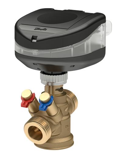 NovoCon Danfoss climatisation régulation