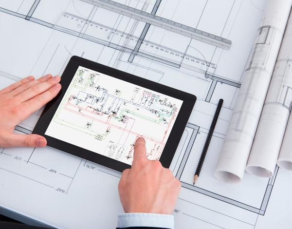 plans tablette ingénieur