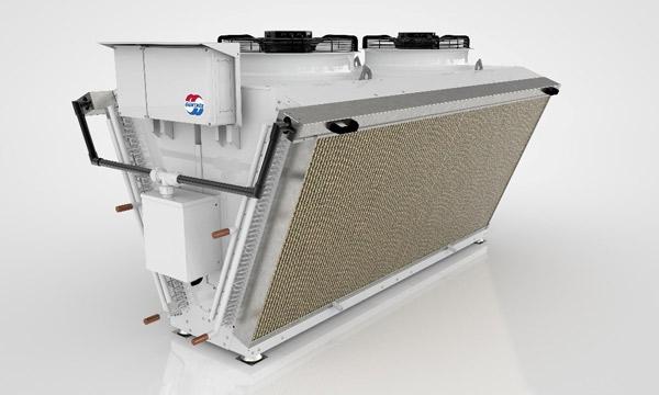 Güntner Gas cooler Diagonal Compact GGDC