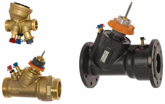 TA-Modulator vanne régulation équilibrage pression