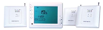 thermostat chauffage electrique
