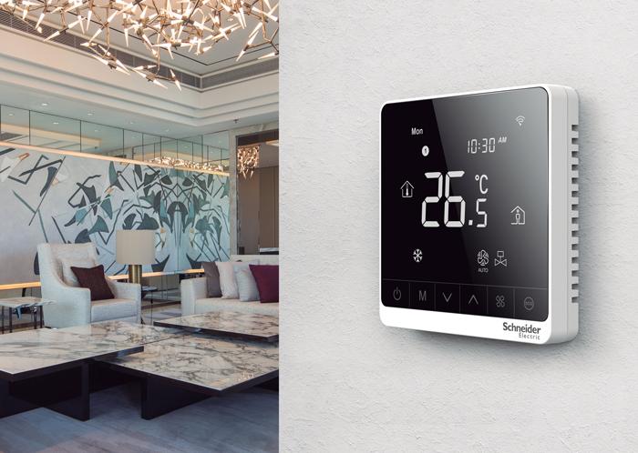 schneider thermostat TC900