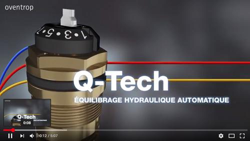 Vidéo équilibrage automatique Q-Tech