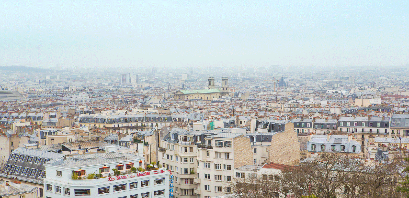 Panorama-Paris