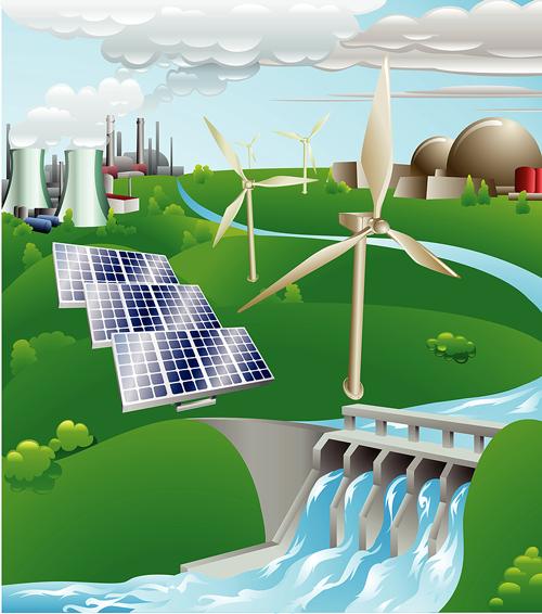 éolienne solaire
