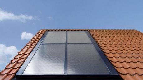 capteur solaire plan vitosol 200 fm avec rev tement. Black Bedroom Furniture Sets. Home Design Ideas