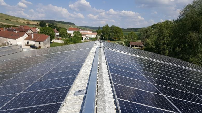 Installations solaires Drappier