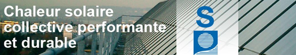 Pour le solaire thermique collectif performant : la démarche SOCOL