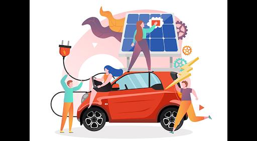 Solaire photovoltaïque et mobilité électrique,  des synergies comme une évidence
