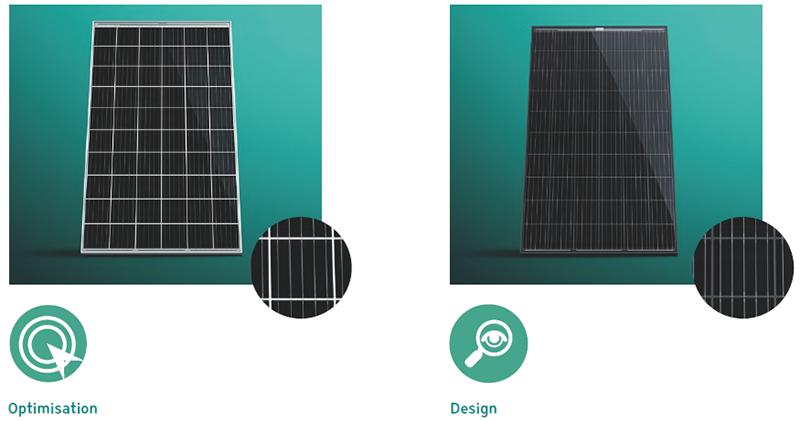 gamme panneaux photovoltaiques