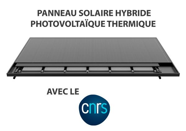 panneaux hybride