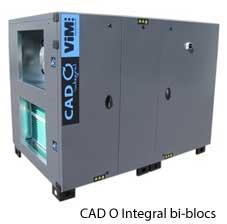 CAD O integral bi-blocs