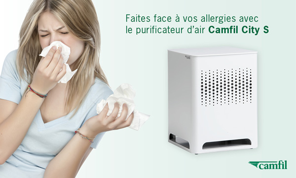 Purificateur d'air City S