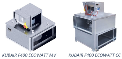KUBAIR F400 ECOWATT®