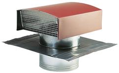 Sortie toiture aéraulique D160